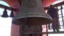 20180922 «Куликово поле», Символический набат храма Рождества Пресвятой Богородицы