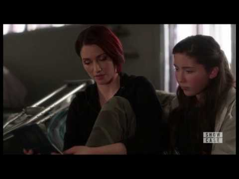 [3X11] Samantha Arias (Reign) and Ruby Arias scenes Pt 1 - Supergirl