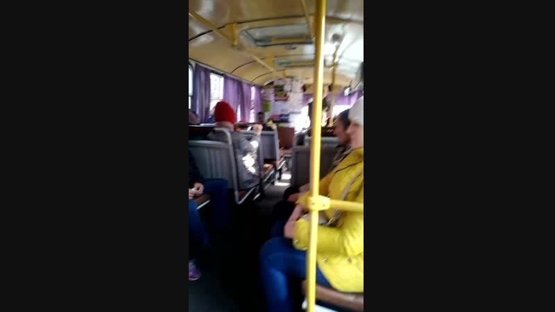 Сомнительные денежные сборы в общественном транспорте Новокузнецка