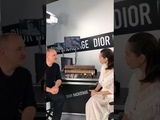 A Live Stream from Dior Backstage by Dior Makeup with Kiko Mizuhara
