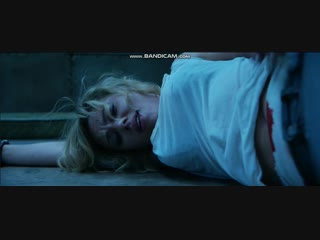 Scarlett Johansson Stomach Kick