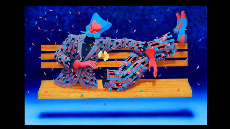 Issa I'm alive Claudio-Souza-Pinto Paintings...