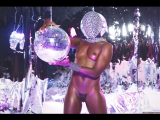 'Dripping The Ball' Ana FoXXX [1080p]