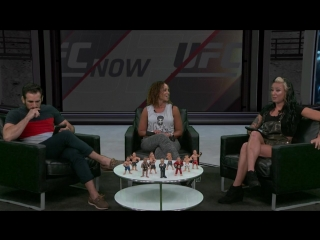 UFC Now (Episode 523): Fierce Rivals [Английский, 30.07.2018]