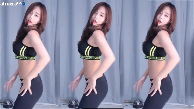 BJ 하루tv Sexy Yoga