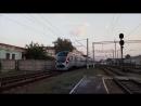 HRCS2-006 поезд №712 Константиновка-Киев следует станцию Полтава-Южная приветливая бригада