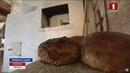 У Любанскім раёне з мукі новага ўраджаю ўжо рашчыняюць хлебнае цеста