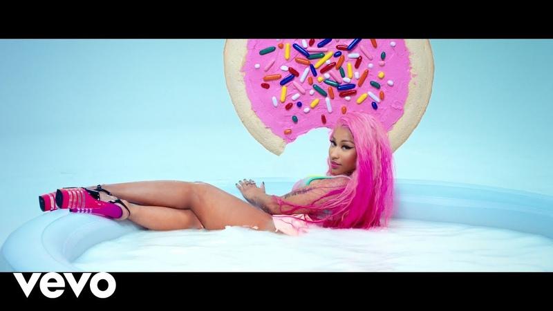 Nicki Minaj Good Form ft Lil Wayne