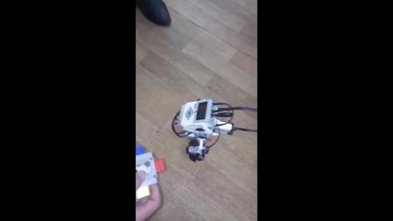 Lego Mindstorms EV3 ( Gyro Boy)