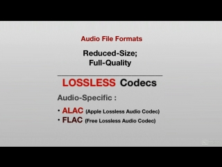 Ask Video - AudioPedia 103 Digital Audio Terms and tandards