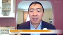 Andrew Yang makes case for universal basic income