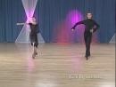 Танец румба шаги