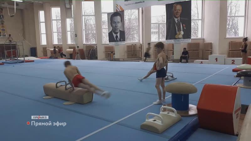 Интервью с серебряным призером чемпионата мира по спортивной гимнастике Николаем Куксенковым