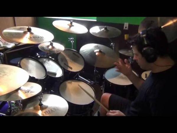 Megadeth - Holy Wars Drum Cover