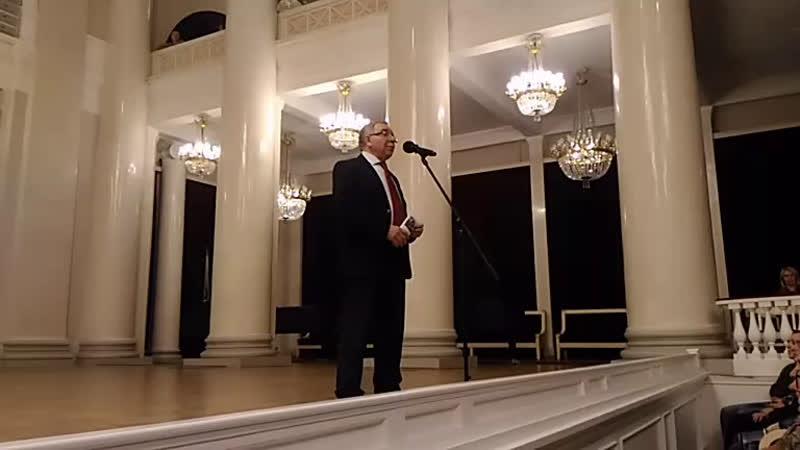 Борис Березовский и TURTLE ISLAND QUARTET на закрытие IX Международного фестиваля камерного исполнительства «Серебряная лира»
