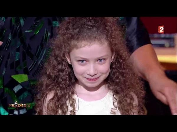 Prodiges 2017: Arielle joue au piano la valse Op 64
