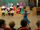 Парный танец на соревнованиях в Краславе 01.05.18