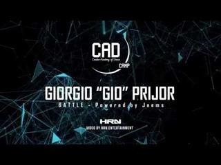 C.A.D. DANCE CAMP 2018 | Judge Demo | Giorgo