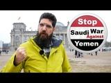 STOP THE WAR ON YEMEN!