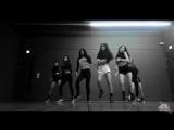 Dance practice Superlove - Tinashe (Lipbubble Ver.)