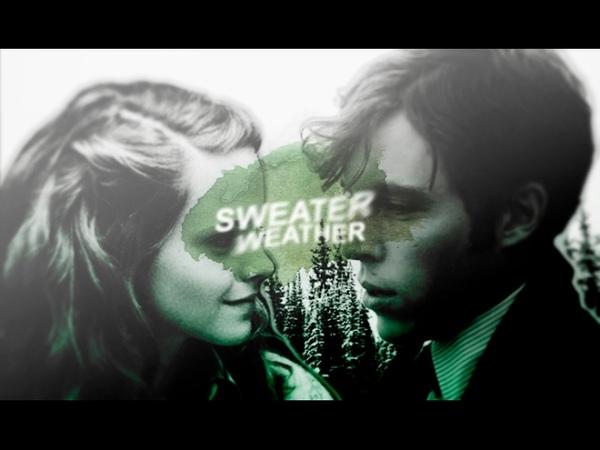 Tom Hermione SWEATER WEATHER