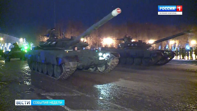 Вести. События Недели 20.01.19 (Великий Новгород)