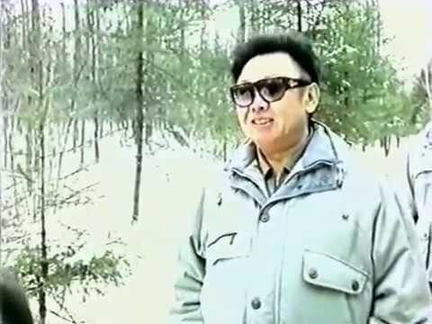 Наша страна становится прекраснее под руководством Ким Чен Ира / Our country becomes Kim Jong Il
