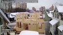 Терем Ускоренная съемка строительства дома Боярин 1
