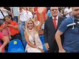 Чемпион Ливана Марк Бассил выиграл у Алексея Семеренко