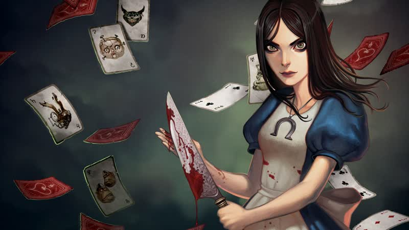 Кошмары продолжаются Alice Madness Returns