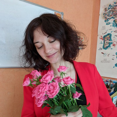 Виктория Гашинская