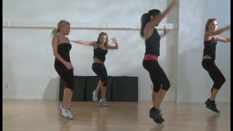 Beginner Dance Cardio 4