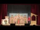 Пахсальный спектакль Как перевоспитать царевну