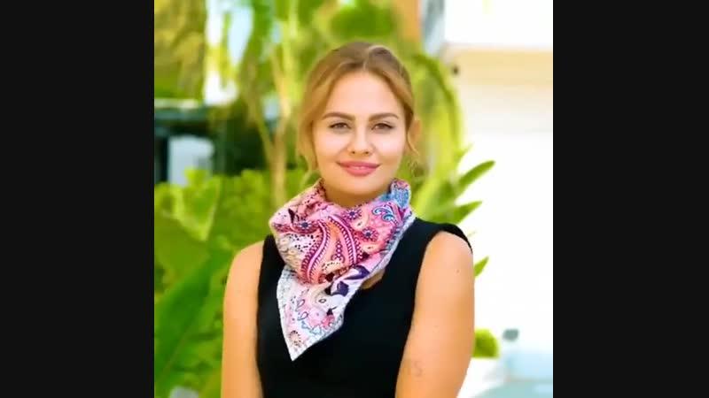 Различные способы завязать шарф
