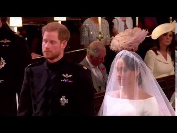 Prince Harry CryingEmotional During The Royal Wedding