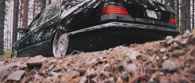 VIP Bagged S Klasse w140 | Layin in the Forest coub