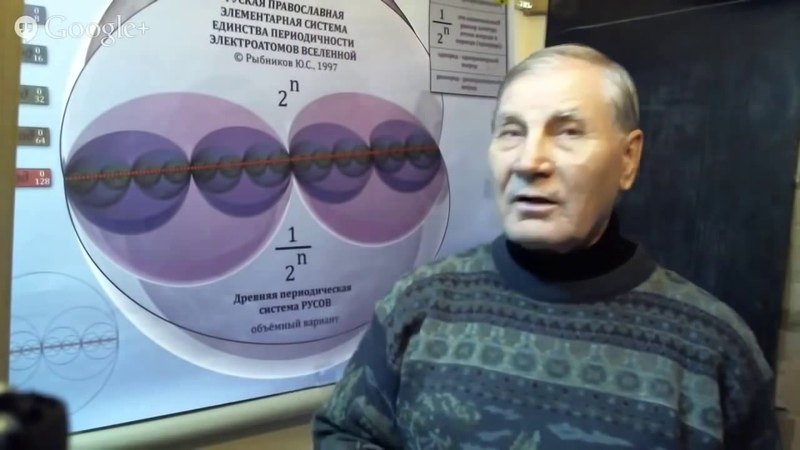 Что такое радиация и Зарядка и разрядка аккумулятора! Рыбников Ю. С.