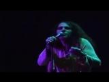 Ронни Джеймс Дио и Rainbow | Live in Munich 77 | Man on the Silver Mountain (final section - amazing Dio in the spotlight)
