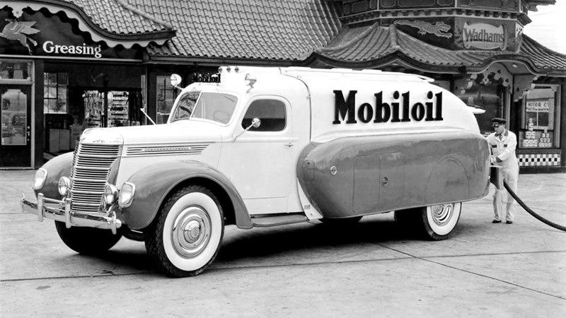International DR 60 Heil Tanker 1939