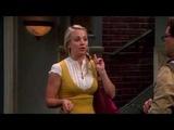 Penny finally said I LOVE YOU to Leonard- The Big Bang Theory S6x8