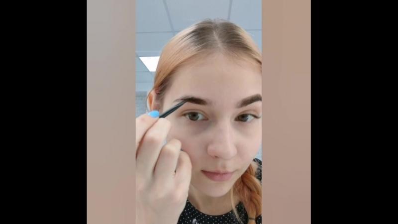 Сам себе бровист) Стилист Ника Бутакова