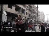 Сирийская Армия с помощью ВКС России вошли Айн-Тарму .Восточная Гута освобождена на 80%