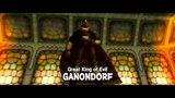 Legend of Zelda Ocarina of Time - Boss Great King of Evil Ganondorf 1080P