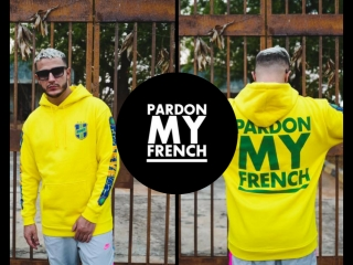 Hoodie PEGA LEVE by Pardon My French