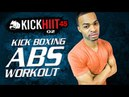 45 Min Total Kickboxing Abs HIIT Workout Kick HIIT 45 Day 02
