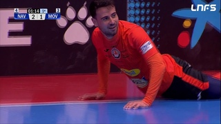 Aspil-Vidal Ribera Navarra - Movistar Inter - Jornada 29 - Temporada 2018/2019
