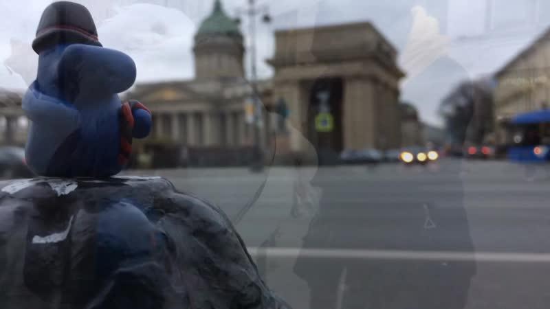 Возвращение Муми-Тролля домой