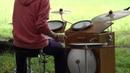 Hako Drums 箱ドラム ポータブルドラムセット
