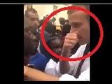 REGARDEZ le nez de Macron - WATCH the Nose of the President Macron