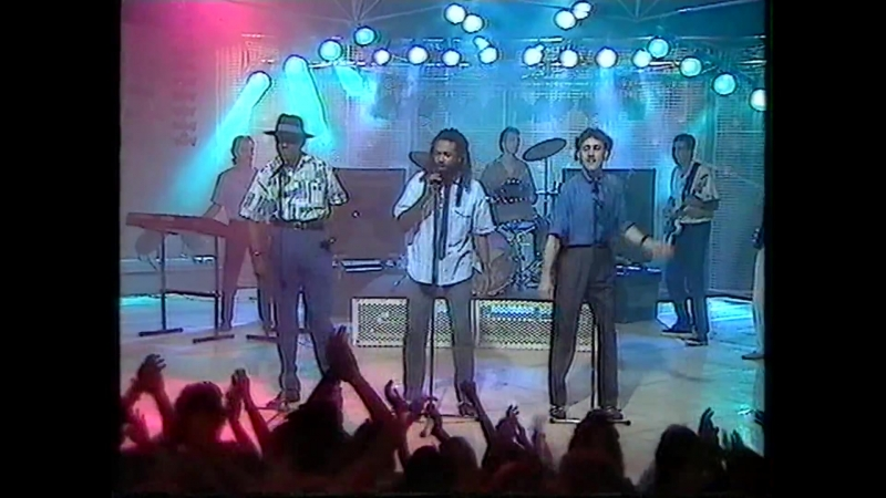 Bad Boys Blue - Kisses And Tears (My One And Only) (Tocata TVE, 1986)
